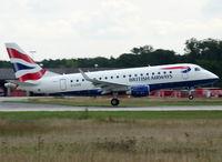 G-LCYE @ EDDF - Taking off rwy 18 - by Shunn311