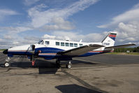 C-FNMF @ CYVT - Courtesy Air Beech99 - by Andy Graf-VAP