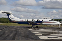C-FJDF @ CYVT - Courtesy Air B1900 - by Andy Graf-VAP