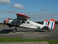 F-BXCP @ EGLK - Waiting to depart for Goodwood - by BIKE PILOT