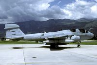 158802 @ LIPA - During the nineties US Marines EA-6B's were deployed to Aviano for operations over the Balkans.