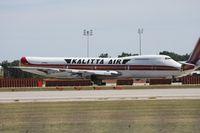 N719CK @ OSC - Kalitta 747SR