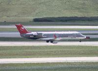 N8532G @ DTW - Pinnacle CRJ-200