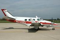N234RD @ KUES - KUES 2010 Duke owners fly in