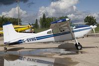C-GYHG @ CYQW - Cessna 185 - by Andy Graf-VAP