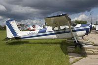 CF-IAC @ CYQW - Cessna 185 - by Andy Graf-VAP