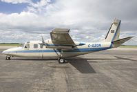 C-GZON @ CYQU - Aero Commander 690 - by Andy Graf-VAP
