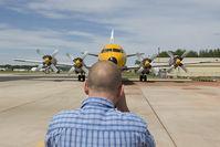 C-GHZM @ CYZH - Air Spray L-188 - by Andy Graf-VAP