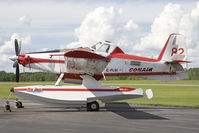 C-FLSI @ CYLB - Conair Air Tractor AT-802 - by Andy Graf-VAP