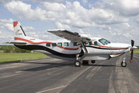 C-FAFG @ CYLB - Conair Cessna 208 - by Andy Graf-VAP