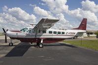 C-FDON @ CYLB - Conair Cessna 208 - by Andy Graf-VAP