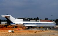 9Q-CMC @ LPFR - 9Q-CMC (cn 18371/145) is a Boeing 727-30. It has apparently been at Faro since it was used by business magnate, rebel leader and ultimately Vice-President Jean-Pierre Bemba of the Democratic Republic of the Congo. - by Holger Zengler