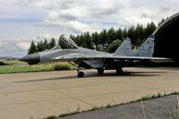 29 12 @ EDSP - MiG29A at Fliegerhorst Pferdsfeld