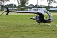 N133FX @ OSH - Airventure 2010 - Oshkosh, Wisconsin - by Bob Simmermon