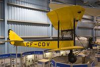 CF-CDV @ CEX3 - Avro Avian Mk.IVM - by Andy Graf-VAP