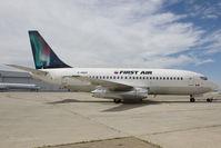 C-FACP @ CYEG - First Air 737-200 - by Andy Graf-VAP
