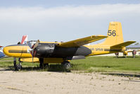 C-FOVC @ CYQF - Air Spray A-26 - by Andy Graf-VAP