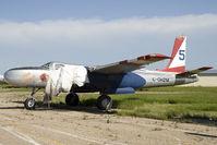 C-GHZM @ CYQF - Air Spray A-26 - by Andy Graf-VAP