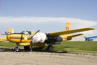 C-FZTC @ CYQF - Air Spray A-26 - by Andy Graf-VAP
