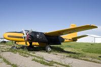 C-GTOX @ CYQF - Air Spray A-26 - by Andy Graf-VAP