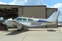 N6043F @ GKY - At Arlington Municipal Airport - Texas