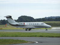 C-FORJ @ EDI - Cessna 650 citation III On the GAT At EDI - by Mike stanners
