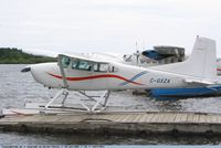 C-GXZA - 1976 Cessna A185F Skywagon - by Herald Schulze