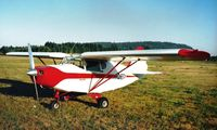 C-FFDY @ CYD - stits skycoupe c90 owned by Doug and Bruce Johnson - by B Johnson