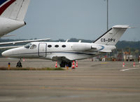 CS-DPV @ LFBO - Parked at the General Aviation area... - by Shunn311