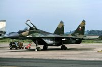 4012 @ LFQI - MiG-29A at Cambrai - by Friedrich Becker