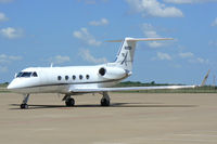 N855SA @ AFW - At Alliance Airport - Fort Worth, TX