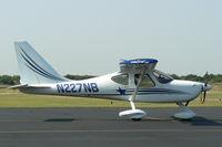 N227NB @ GPM - At Grand Prairie Municipal Airport, TX - by Zane Adams
