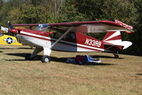 N33RB @ 64I - At Lee Bottom Flying Field - by Charlie Pyles