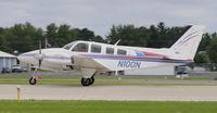 N100N @ KOSH - EAA AIRVENTURE 2010 - by Todd Royer