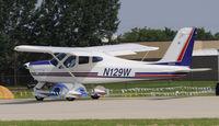 N129W @ KOSH - EAA AIRVENTURE 2010