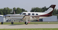 N7SA @ KOSH - EAA AIRVENTURE 2010 - by Todd Royer