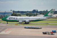 B-2422 @ EHAM - Jade taxiing for take-off - by Robert Kearney