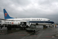 B-5221 @ ZUGY - 737-700 - by Dawei Sun