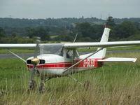 G-GLED @ EGTR - Taxying to rwy 08 - by BIKE PILOT