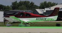 N136CK @ KOSH - EAA AIRVENTURE 2010 - by Todd Royer