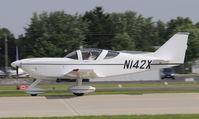 N142X @ KOSH - EAA AIRVENTURE 2010 - by Todd Royer