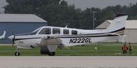 N222GL @ KOSH - EAA AIRVENTURE 2010