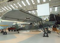 VP546 - Fieseler Fi 156C-7 Storch at the RAF Museum, Cosford - by Ingo Warnecke