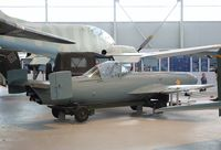 BAPC099 - Yokosuka MXY7 Ohka 11 at the RAF Museum, Cosford - by Ingo Warnecke