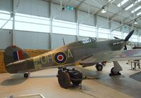 LF738 - Hawker Hurricane IICB at the RAF Museum, Cosford - by Ingo Warnecke