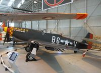 44-73415 - North American P-51D-25-NA Mustang at the RAF Museum, Cosford - by Ingo Warnecke