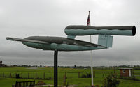 BAPC036 - FIESELER Fi 103 (v1) - DOODLEBUG. RAF MANSTON HISTORY MUSEUM - by Martin Browne