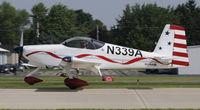 N339A @ KOSH - EAA AIRVENTURE 2010