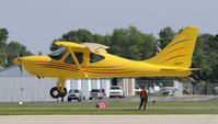 N357TT @ KOSH - EAA AIRVENTURE 2010