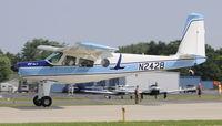 N242B @ KOSH - EAA AIRVENTURE 2010